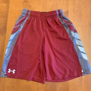 Boy's Under Armour Basketball Shorts